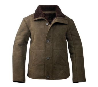 Men Jacket - Alexander – Wild Goose Trading Sydney Australia